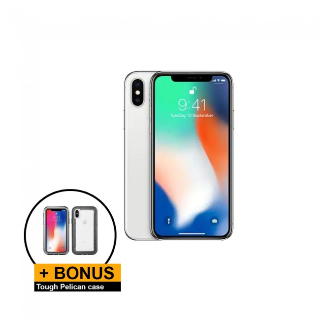 Apple iPhone X (256GB) [Grade A]