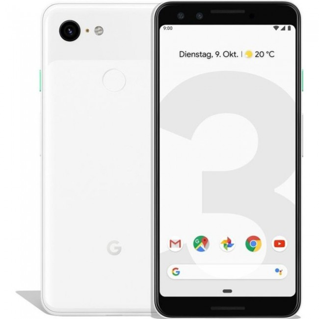 Google Pixel 3 (64GB) [Brand New]