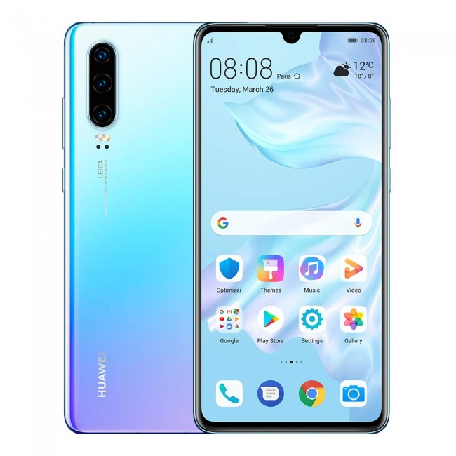 Huawei P30 Dual Sim (128GB) [Open Box]