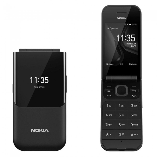 Nokia 2720 Flip Dual Sim [Like New]