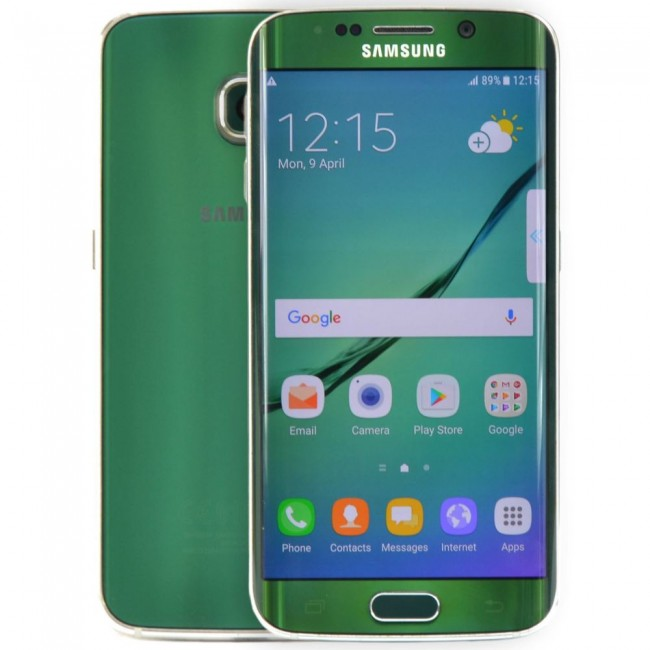 Samsung Galaxy S6 Edge (128GB) [Grade A]