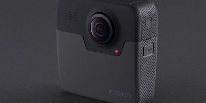 GoPro's Fusion 360-degree camera is now available in Australia