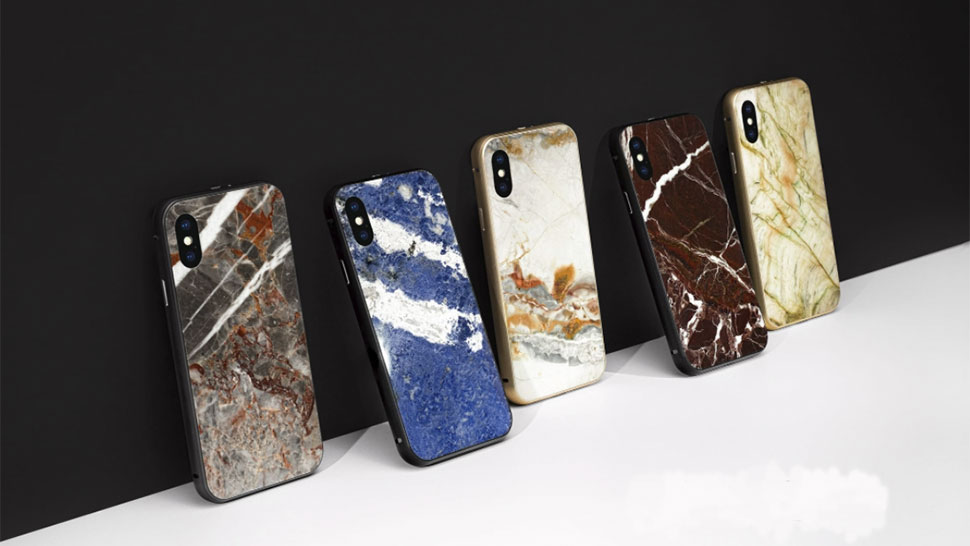 Protect Your Expensive Phone With Actual Rocks