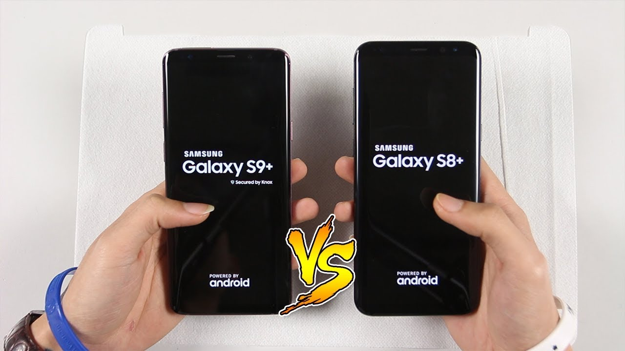 Samsung Galaxy S8 Plus Vs Galaxy S9 Plus: Specs, Design and Performance